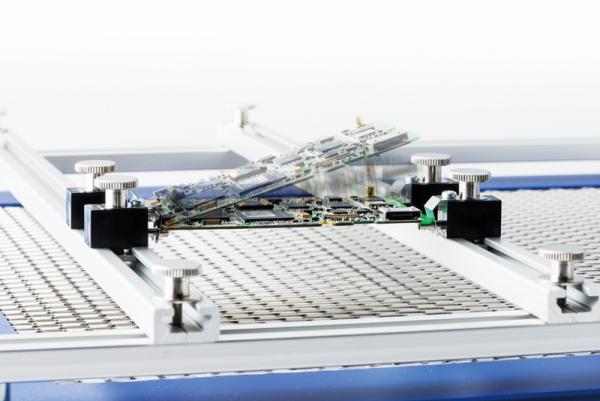 Инфракрасный предварительный нагреватель большого размера Hakko FR-872 фото