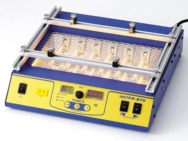 Инфракрасный предварительный нагреватель Hakko FR-870B - фото