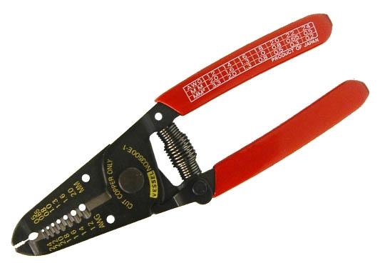 Инструмент для зачистки проводов