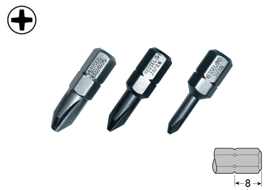 3pc Insert Bit Set